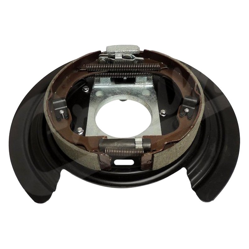 Rear Plate Assy : Crown aa rear disc brake backing plate assembly