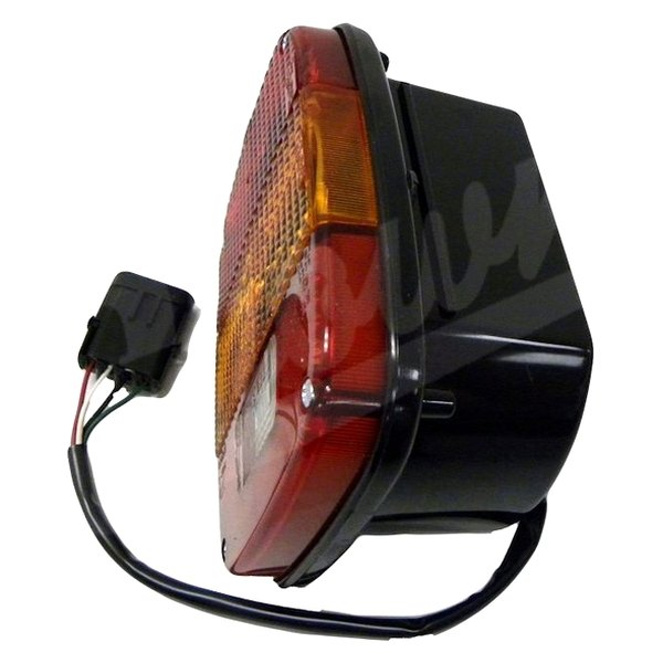 Crown 174 Jeep Wrangler 1998 2006 Replacement Tail Light