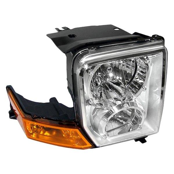 How To Adjust Headlights On A 2006 Jeep Liberty