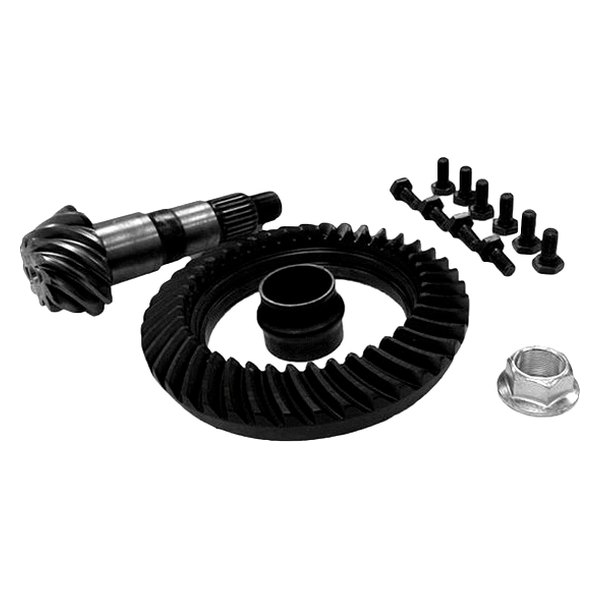 Crown And Pinion : Crown ab front ring and pinion gear set