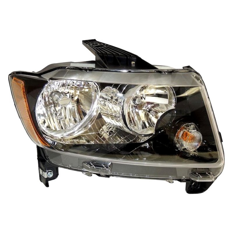 Crown jeep compass 2016 2018 replacement headlight - 2016 jeep compass interior lights ...