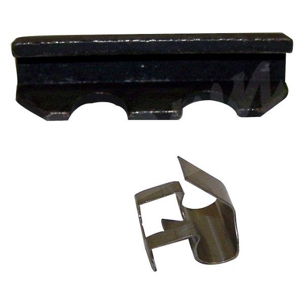 Front Disc Brake Caliper Support Spring Set: Jeep CJ5 / CJ7 1981 Front Disc Brake Caliper