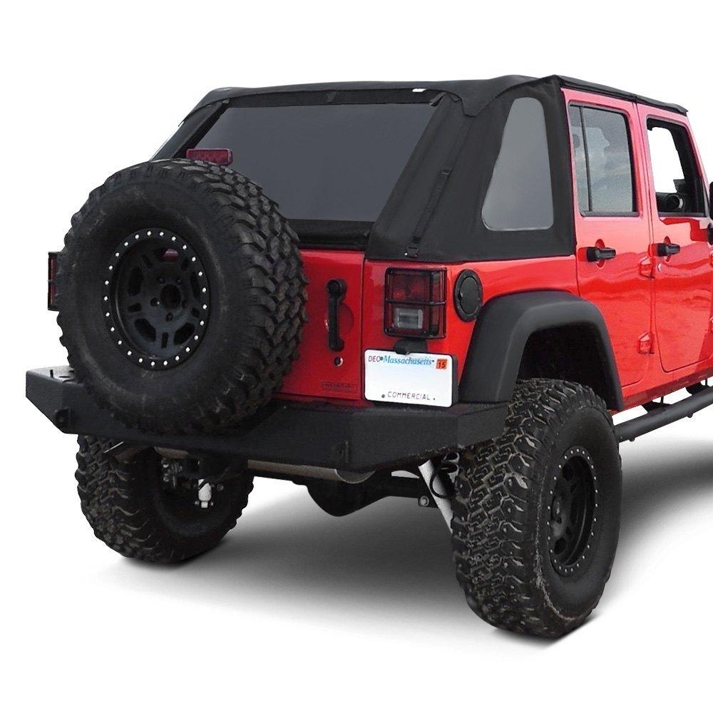 crown jeep wrangler 2016 bowless soft top. Black Bedroom Furniture Sets. Home Design Ideas