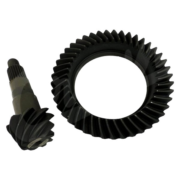 Crown And Pinion : Crown d jk f front ring and pinion gear set