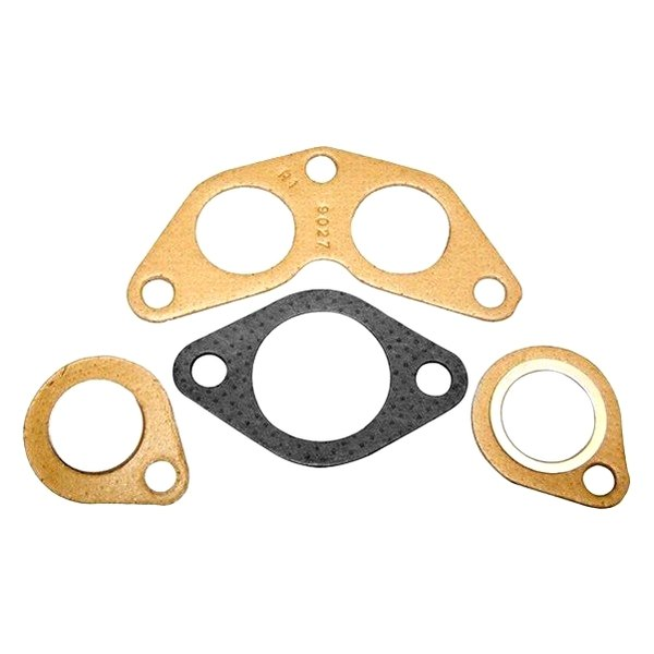 how to make exhaust manifold gasket