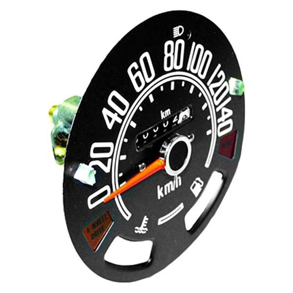 Crown U00ae   Cj7 1982 Speedometer Assembly