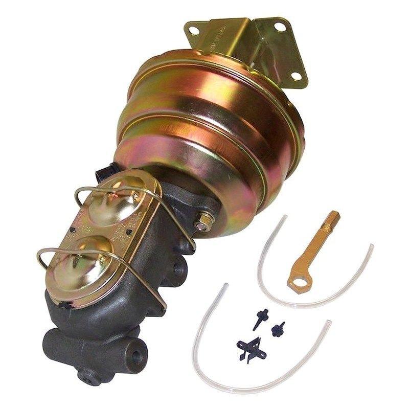 Power Brake Boosters : Crown jeep wrangler power brake booster conversion kit