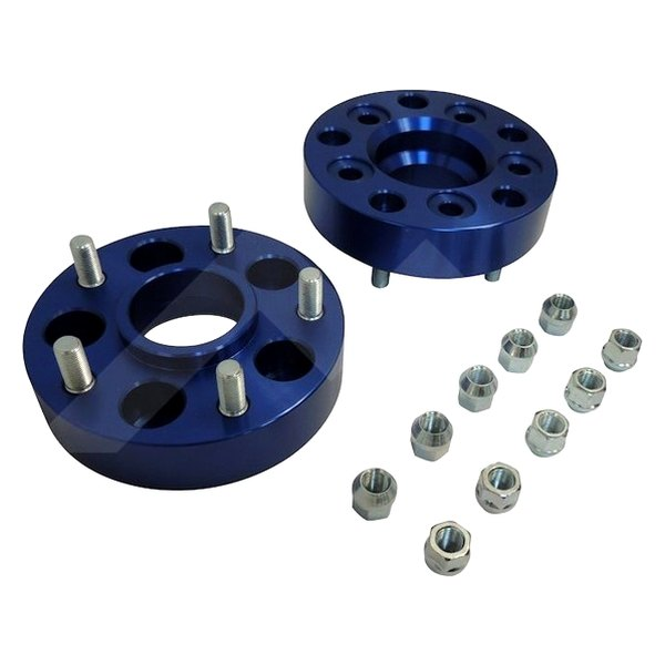 Jeep Wheel Spacers Or Extenders : Crown jeep liberty aluminum wheel spacer kit