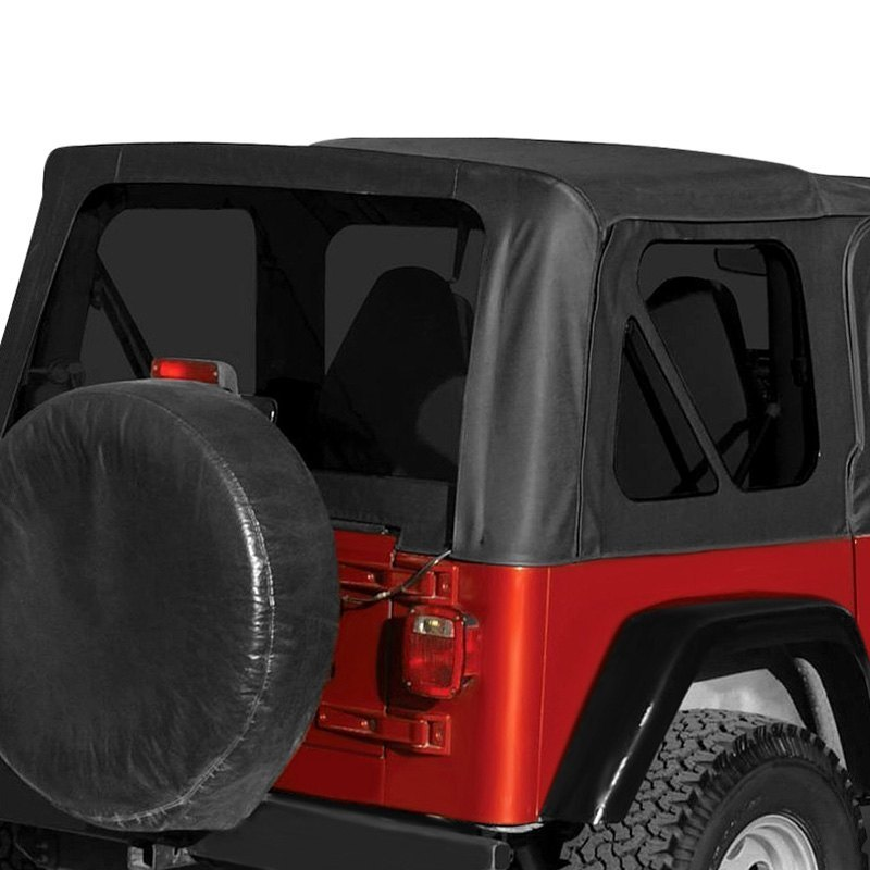 crown jeep wrangler 2001 replacement soft top. Black Bedroom Furniture Sets. Home Design Ideas
