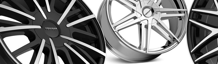 Cruiser Alloy Wheels & Rims