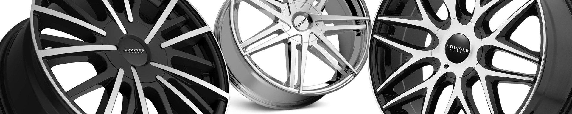 Universal CRUISER ALLOY CUSTOM WHEELS