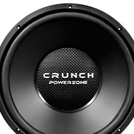 Crunch® - POWERZONE Series Subwoofer