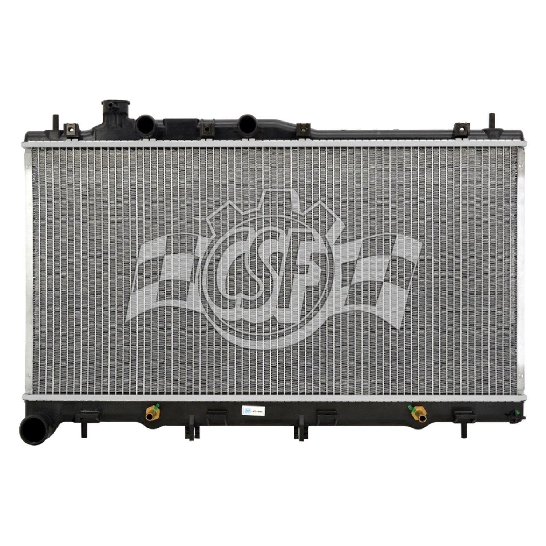 Subaru Engine Coolant : Csf subaru outback engine coolant radiator carid