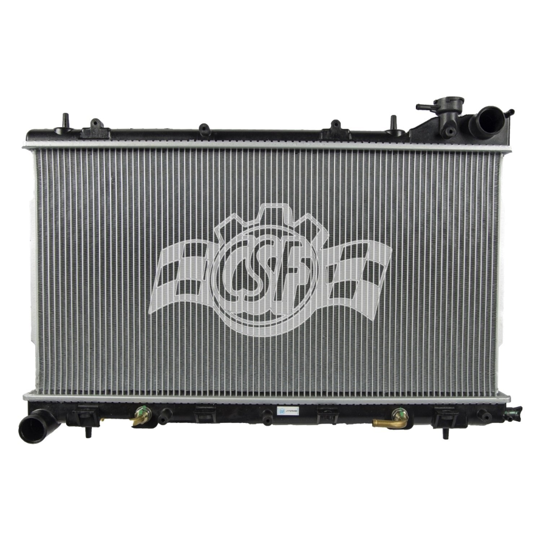 Subaru Engine Coolant : Csf subaru forester engine coolant radiator