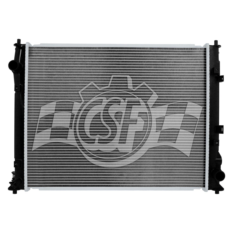 csf honda civic 2016 engine coolant radiator. Black Bedroom Furniture Sets. Home Design Ideas