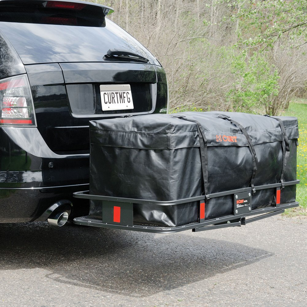 Ford Extended Warranty >> CURT® 18210 - Waterproof Cargo Carrier Bag