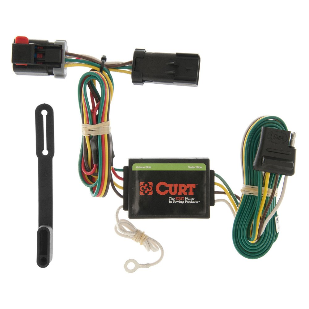 Trailer Wiring Harness For 2008 Equinox : Dodge factory tow package wiring free engine image