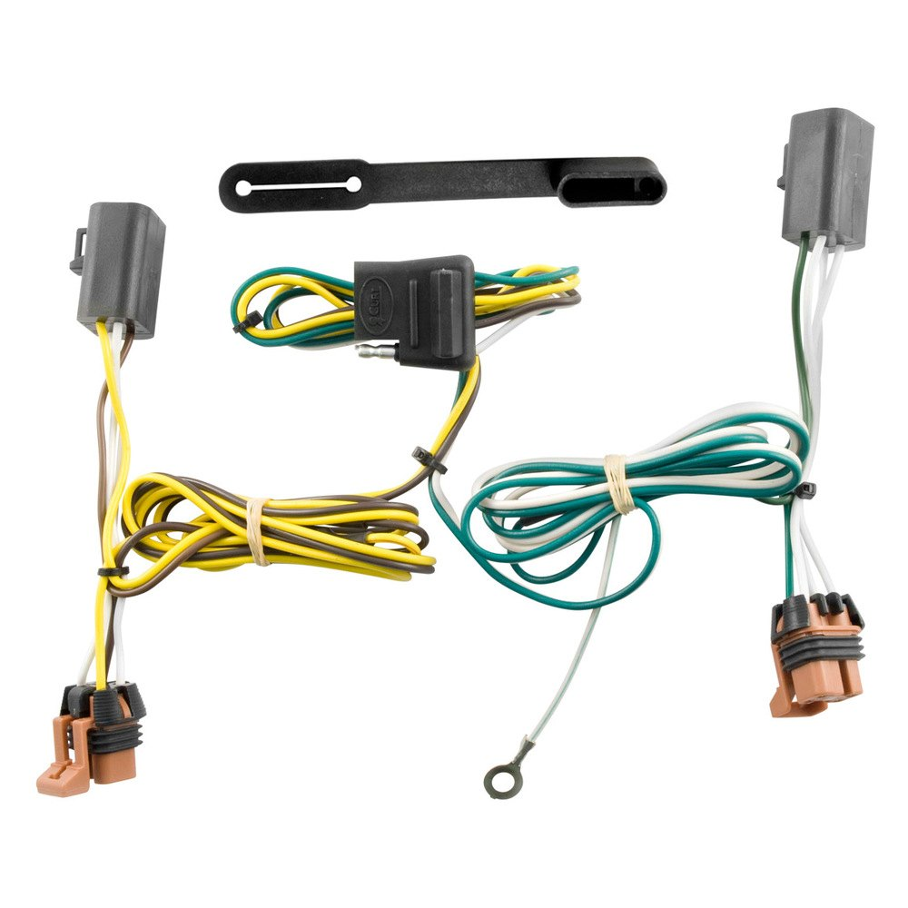 Toyota hitch wiring harness connector get free