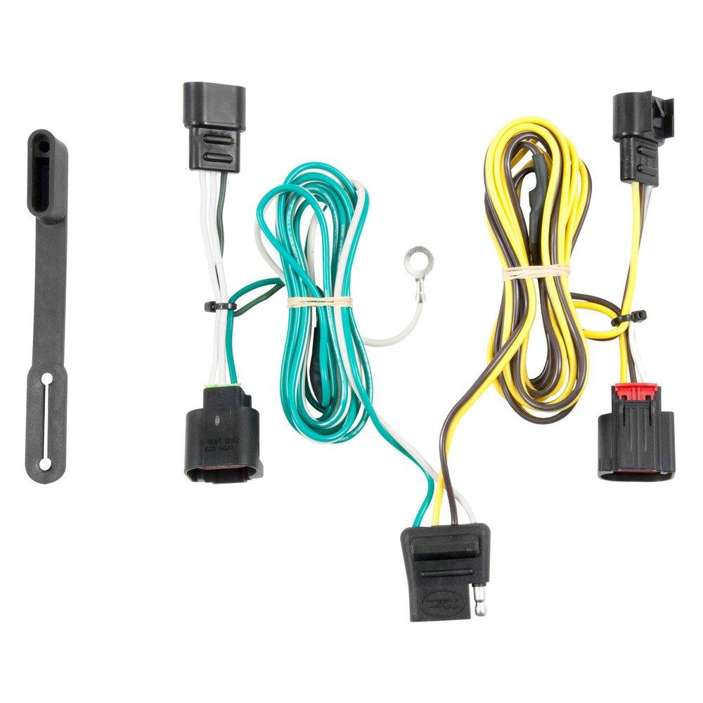 2009 Honda Pilot Towing Wiring Harness : Honda pilot hitch wiring harness