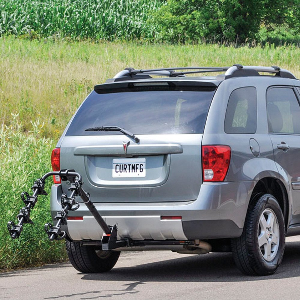 Extendable Bike Rack : Curt extendable hitch mount bike rack ebay