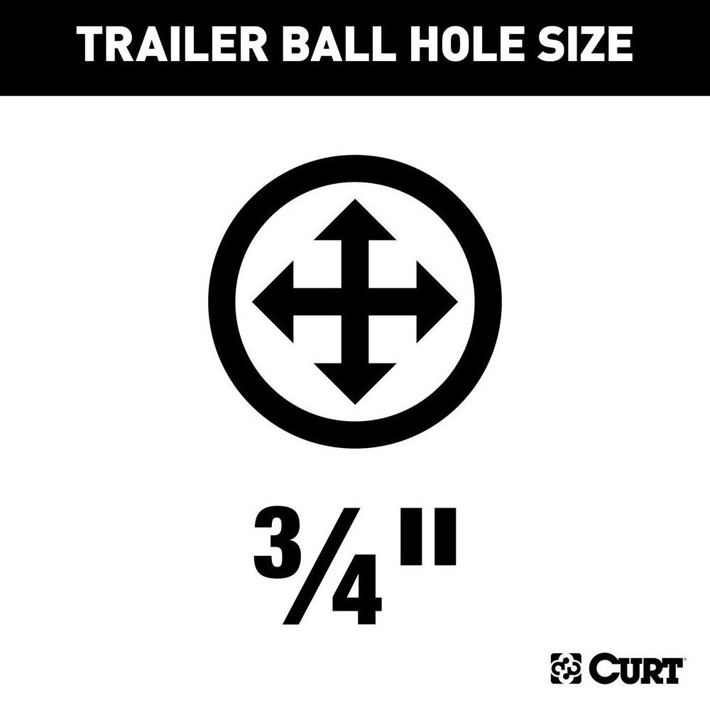 Curt Manufacturing 11516 Trailer Hitch