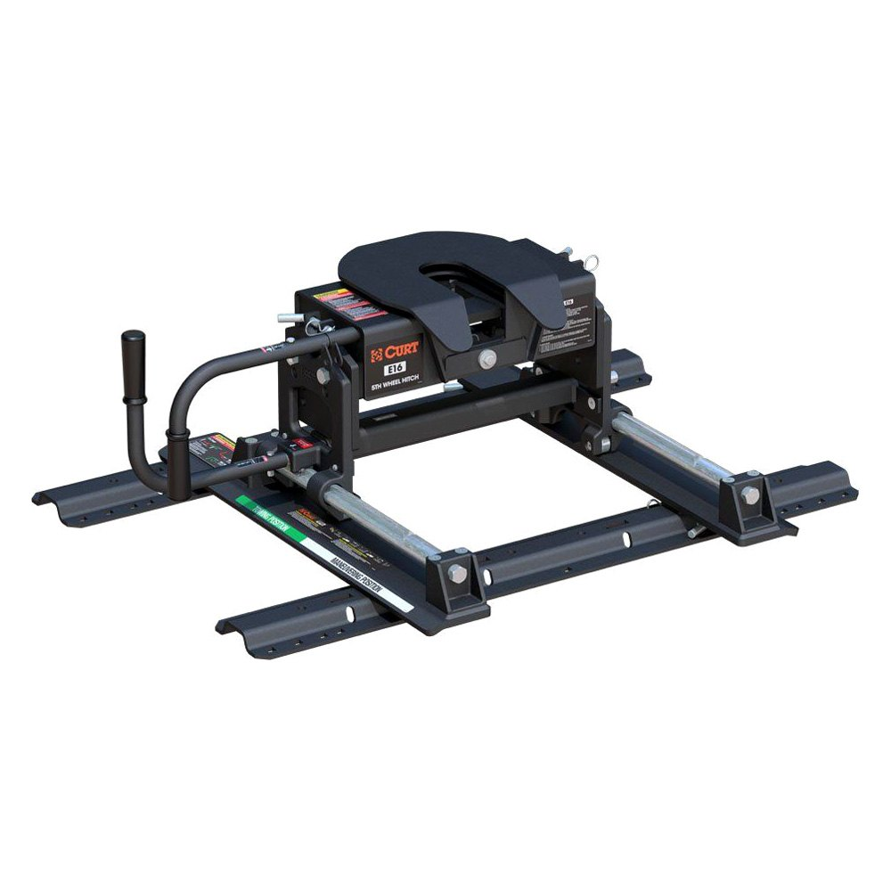 5th Wheel Travel Trailers: E16 Series 5th Wheel Hitch Head With Roller