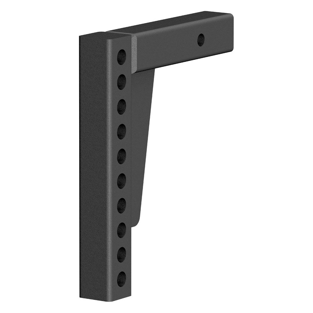 Adjustable Hitch Receiver >> Curt 17123 12 1 4 Adjustable Hitch Bar For 2 Receivers