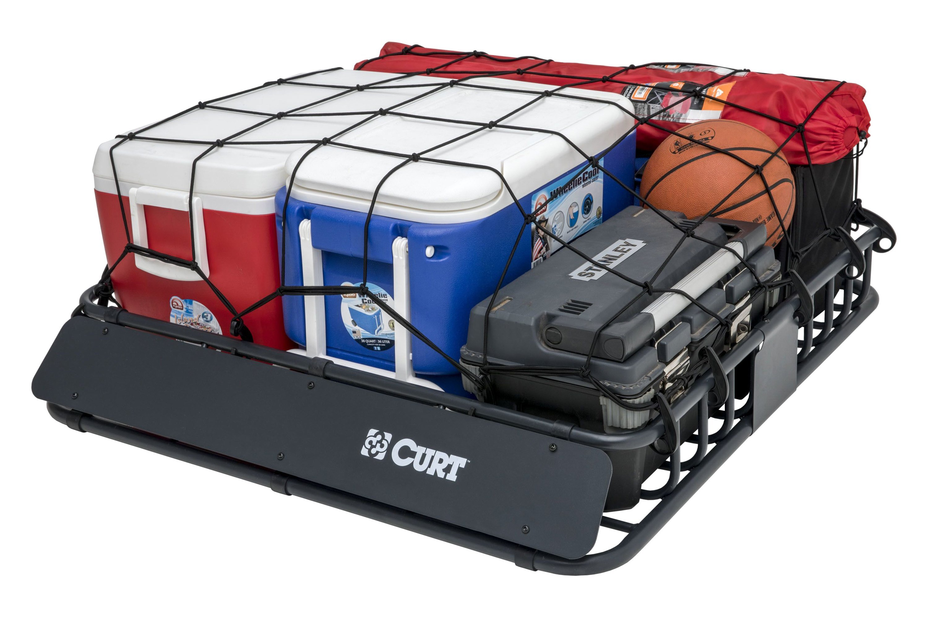 CURT 18115 Roof Cargo Basket