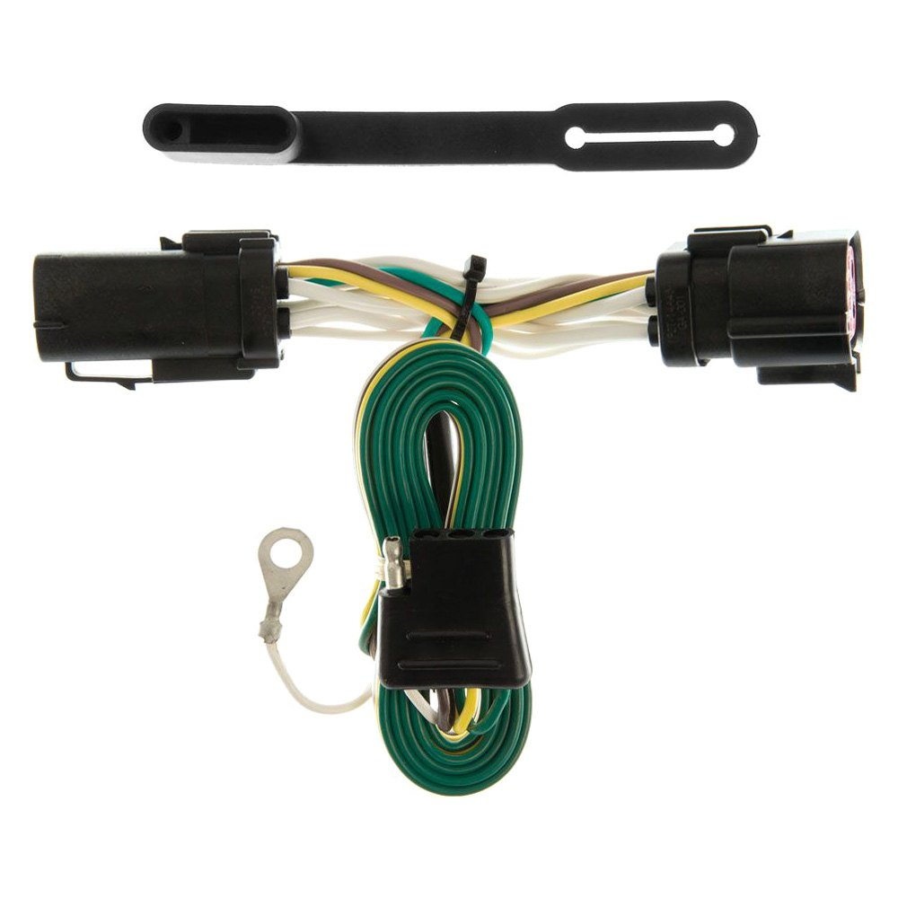 1997 ford f 150 trailer wiring harness 1995 ford f 150 trailer wiring curt® - ford f-150 2002-2003 t-connector #15