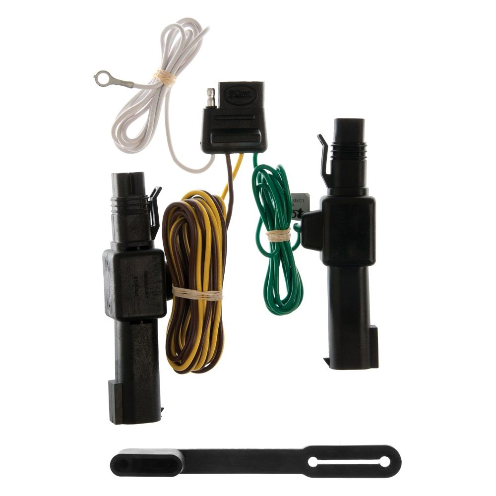 for dodge b250 1994 curt 55317 t connector standard 2 wire. Black Bedroom Furniture Sets. Home Design Ideas