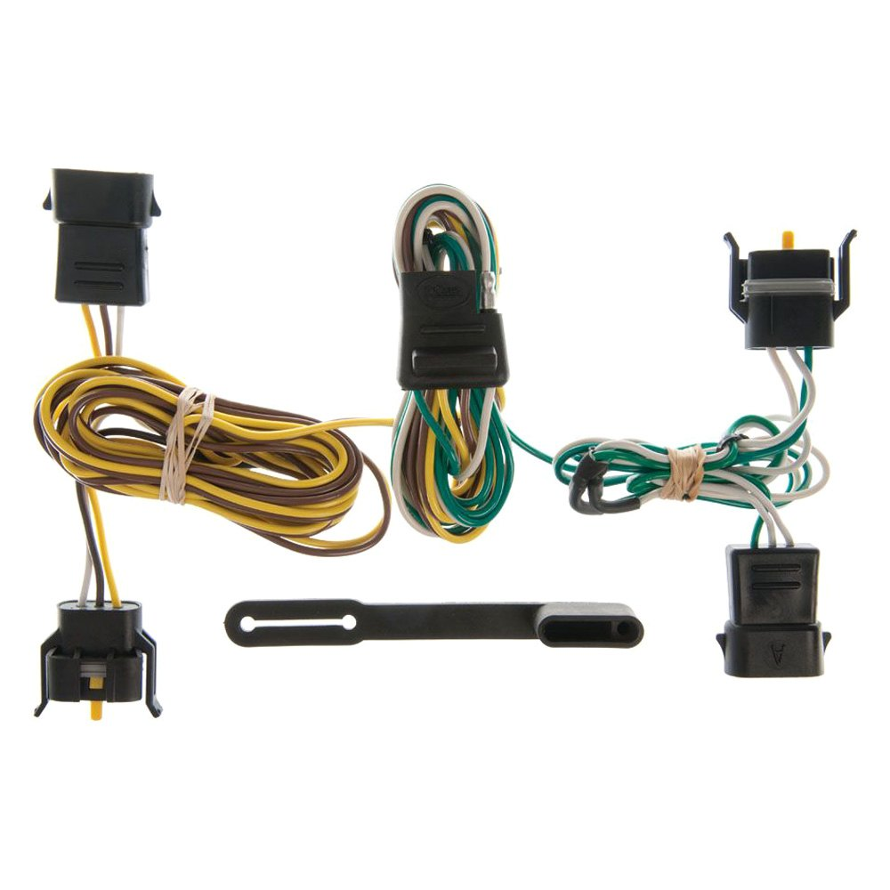 Curt Ford Focus 2001 T Connector Wiring Connectors