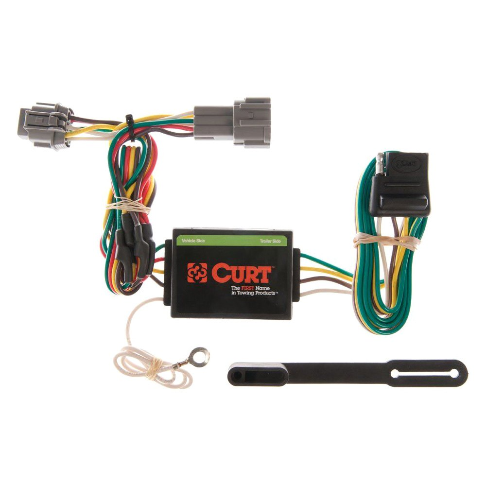 curt 174 nissan frontier 2003 towing wiring harness