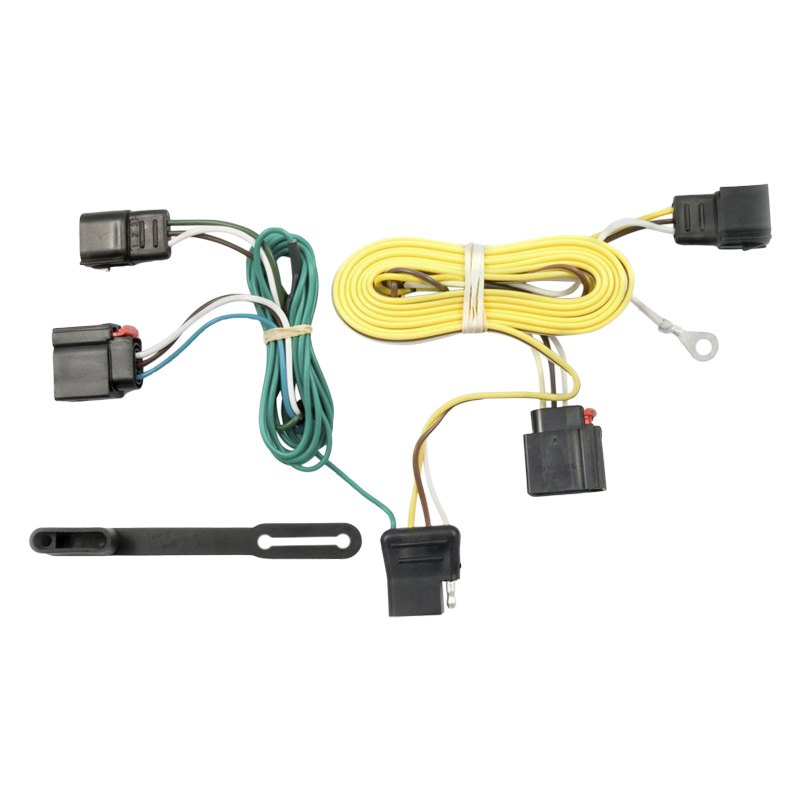 curt® - jeep grand cherokee 2008 t-connector 2008 jeep grand cherokee trailer wiring #8