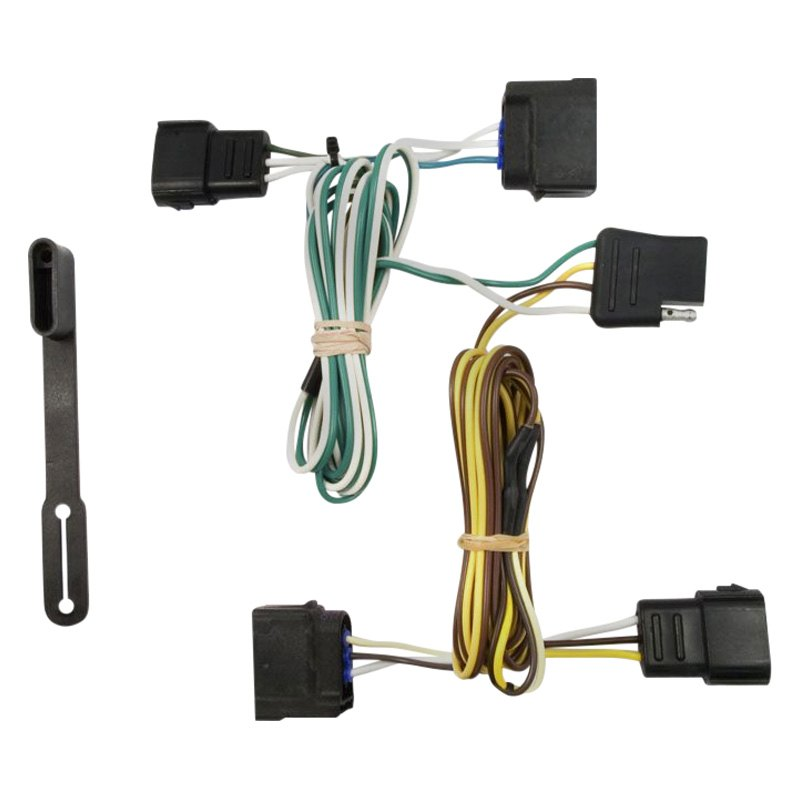 CURT® 56014 - T-Connector (Standard 2-Wire System)