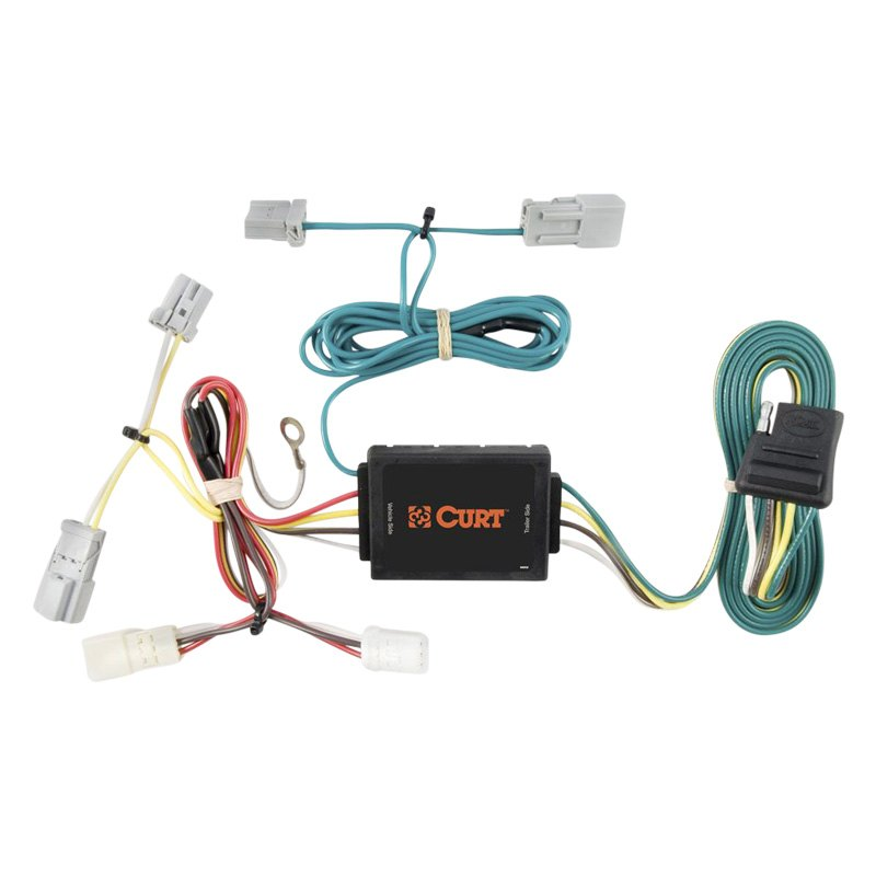 Curt Trailer Hitch Wiring Connector 56011 Schematic Diagrams Tconnector Harness 55567 Honda Civic 2006 T