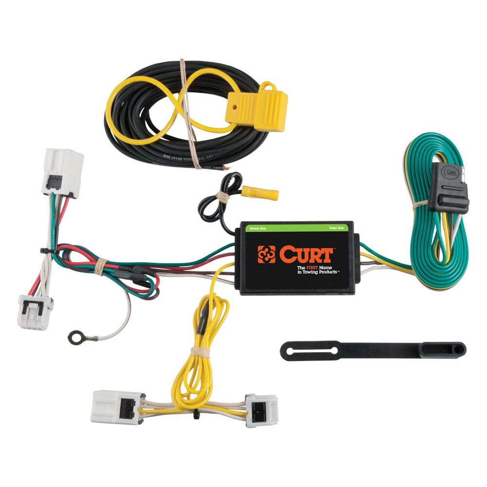 Curt Trailer Hitch Wiring Harness Diagrams Diagram Light U00ae Infiniti G37 2010 Towing 7 Pin Kit