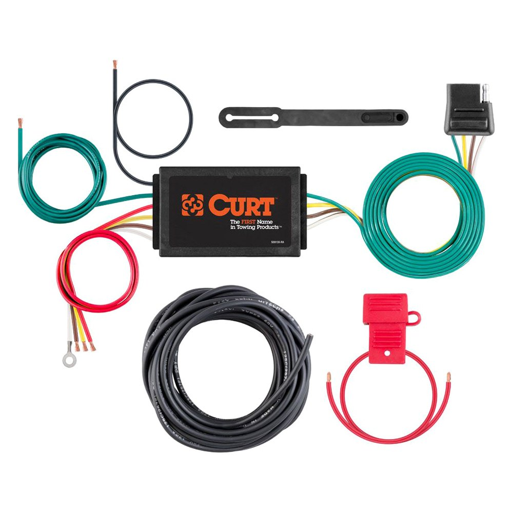Curtr 59146 3wire System To 2wire System Tail Light Converter 3