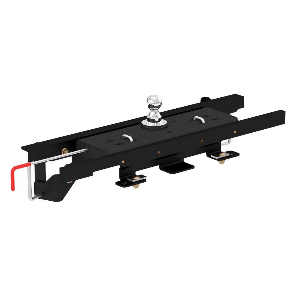 Ram 1500 2013 Double Lock Gooseneck Hitch Kit