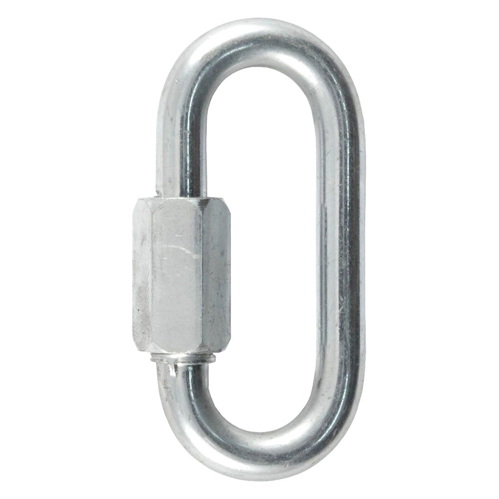 Curt safety chain quick link quot threaded
