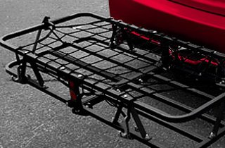 CURT® - Hitch Cargo Carrier with Fixed Shank