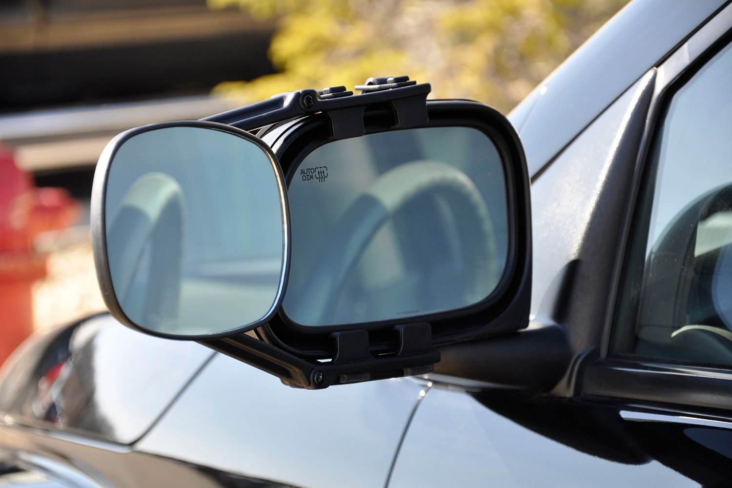 Side View Mirror Repair >> CURT® - Towing Mirror Extension