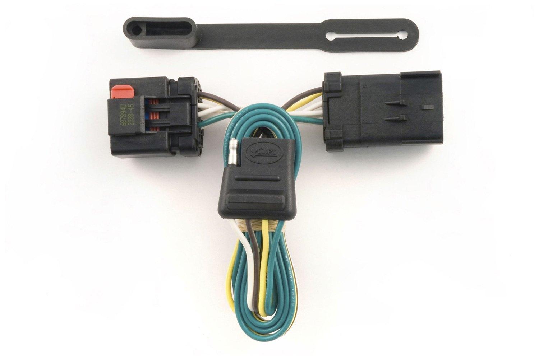 2000 Dodge Dakota Trailer Wiring Harness : Curt t connector