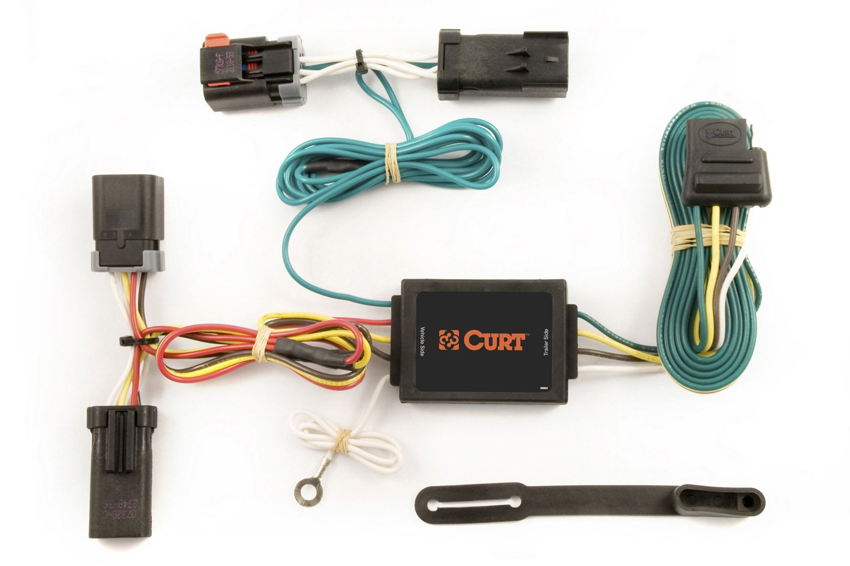 curt dodge ram 2003 t connector. Black Bedroom Furniture Sets. Home Design Ideas