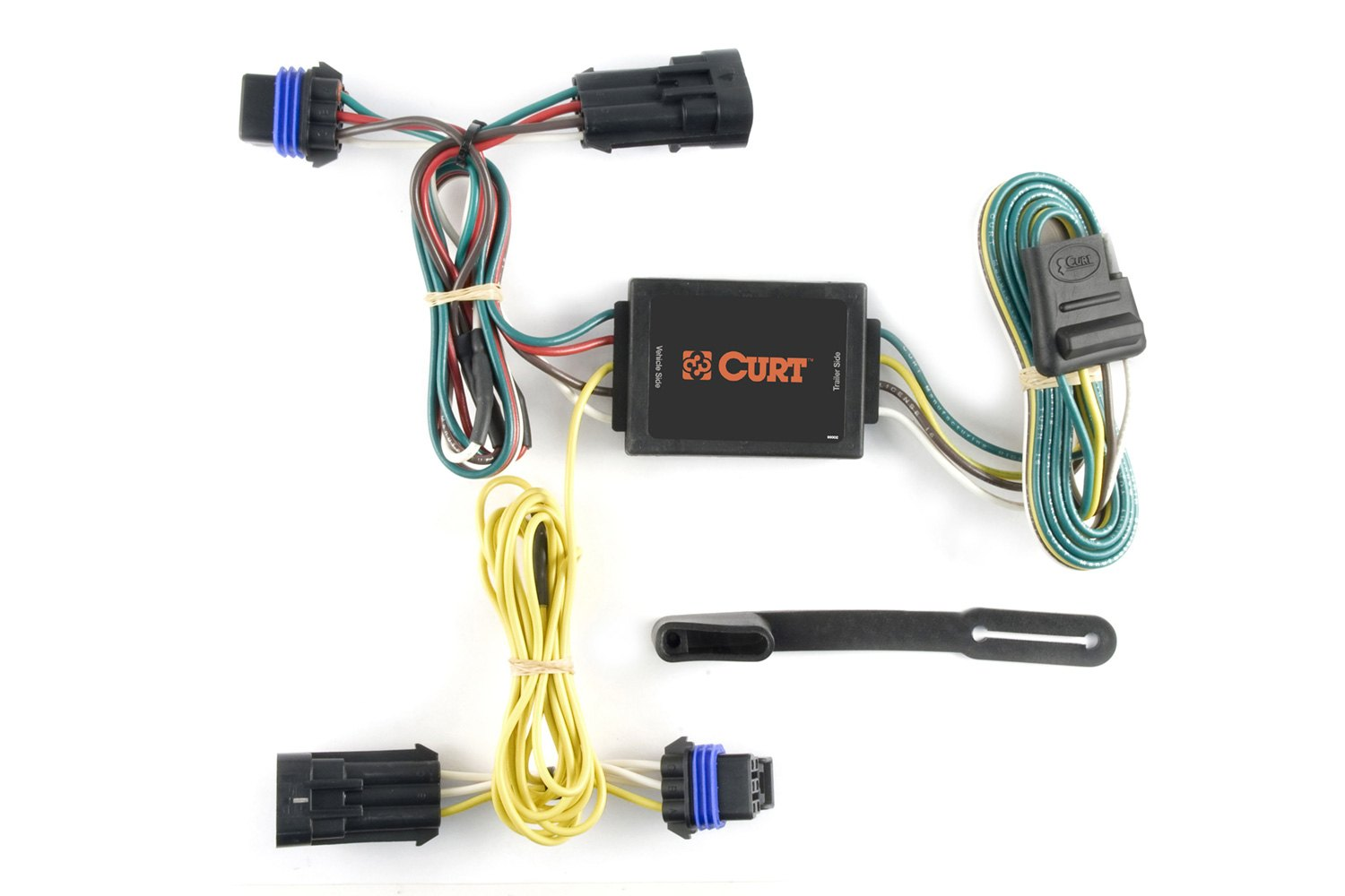 curt 174 saturn ion 2004 2005 towing wiring harness