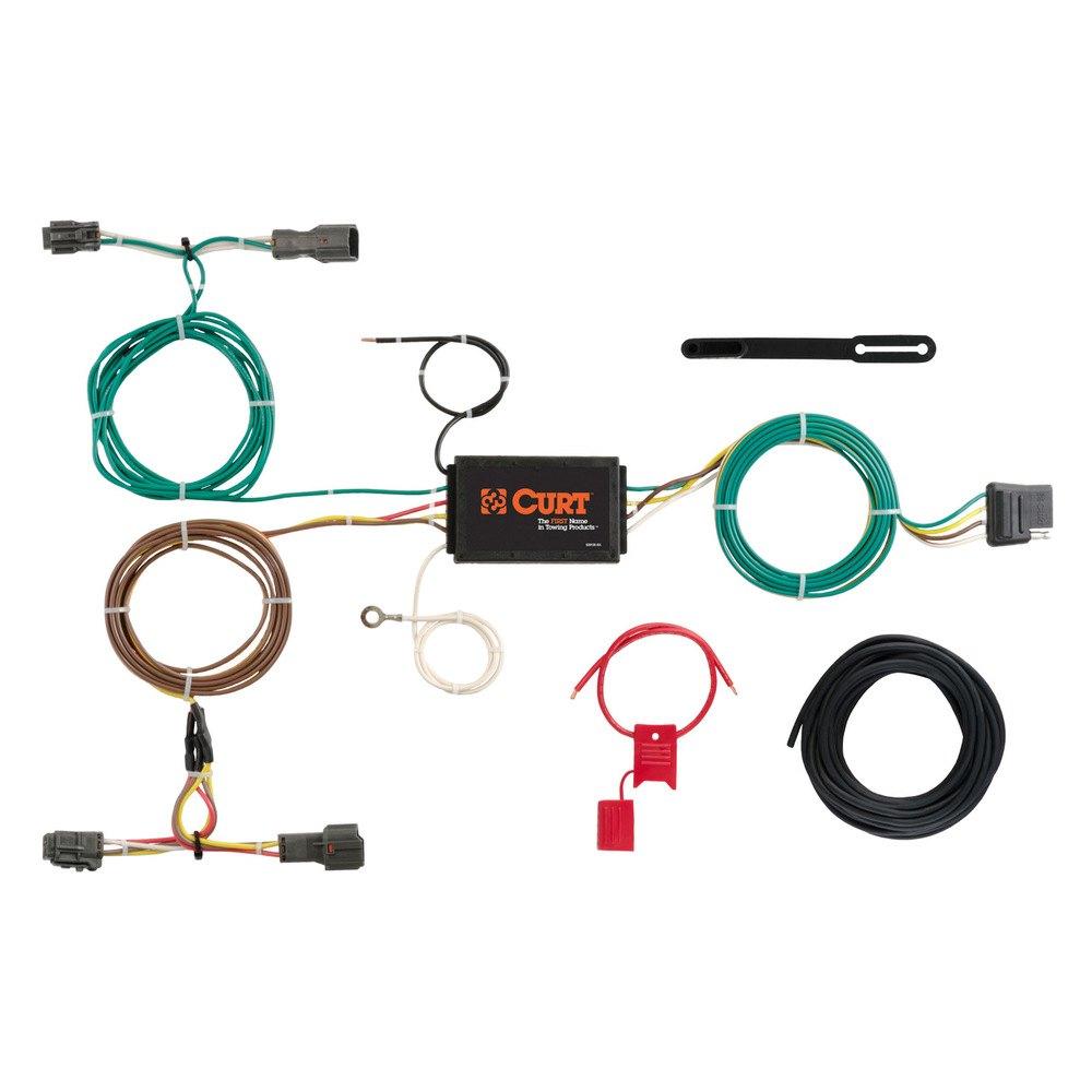 2017 kia sorento trailer wiring 2003 kia sorento trailer light wiring diagram curt® - kia sorento 2017 t-connector