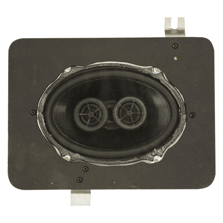 custom autosound 4012t dvc 5 x 7 140w dual voice coil dash speaker. Black Bedroom Furniture Sets. Home Design Ideas