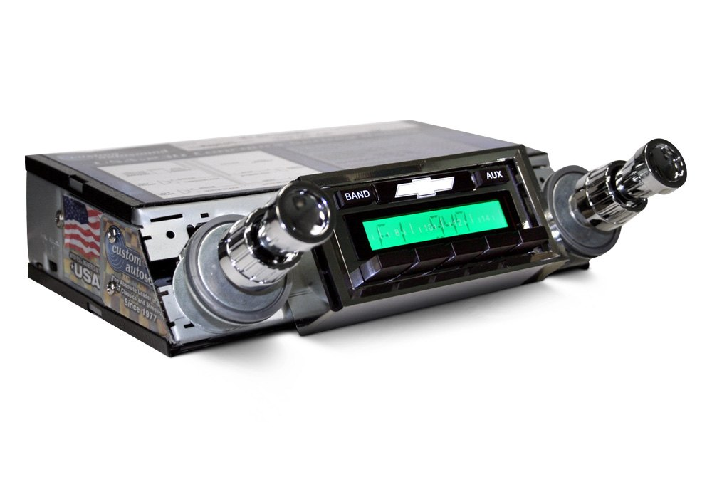 Custom Autosound™ | Classic Car Radios, Stereos, Speakers