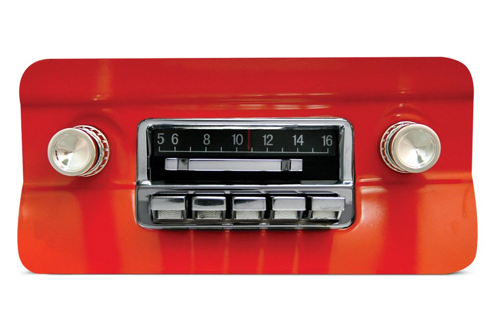 Custom Autosound™ | Classic Car Radios, Stereos, Speakers