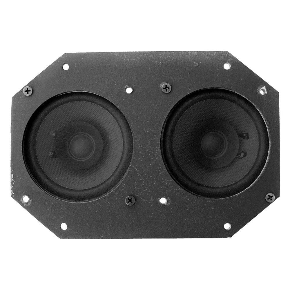 """4"""" X 10"""" Dual Dash Mount 4"""" Speaker"""