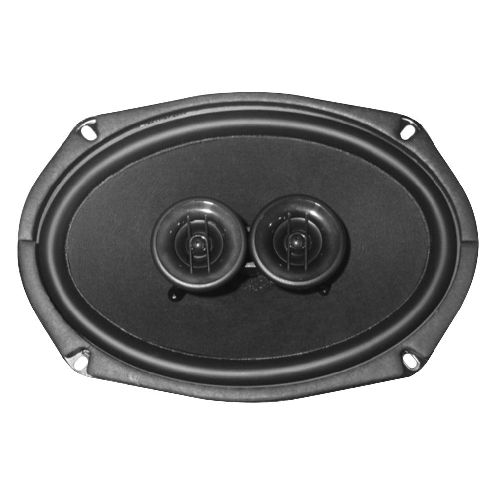 Custom Autosound Dual Voice Coil Dash Speakers Parallel Speaker Wiring On In Series X 10 140 W Speakercustom 4 5 7